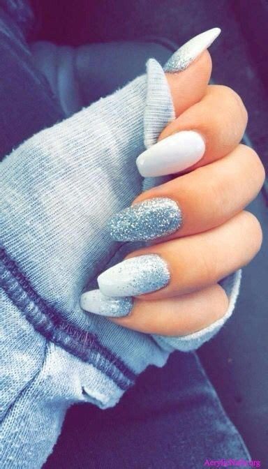 acrylic nails ideas  pinterest acrylics