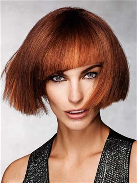 hairstyles with diagonal bangs short bob with diagonal bangs hairstyles wig short wigs sale