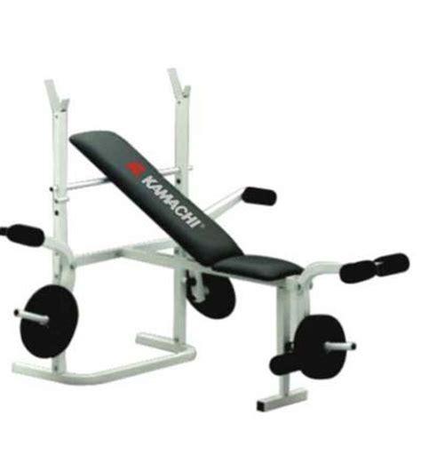 training benches kamachi multipurpose weight lifting bench free skipping