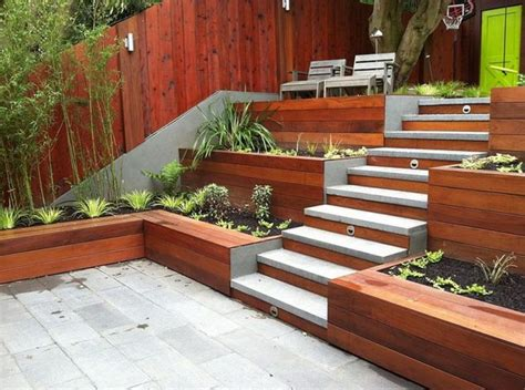 Terrace Planters by 19 Dramatic Terraced Planter Ideas For Creating