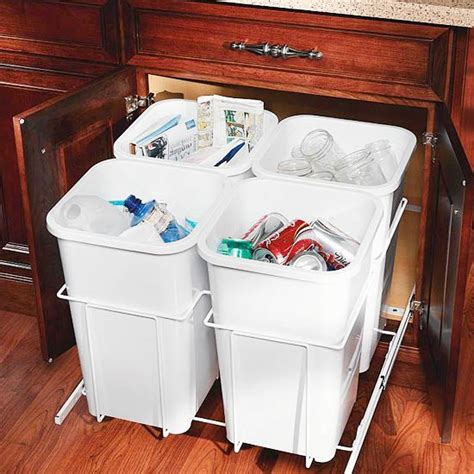Kitchen Cabinet Recycling Center 17 Kitchen Organization Storage Tips Cornerstonebuildersofsouthwestflorida