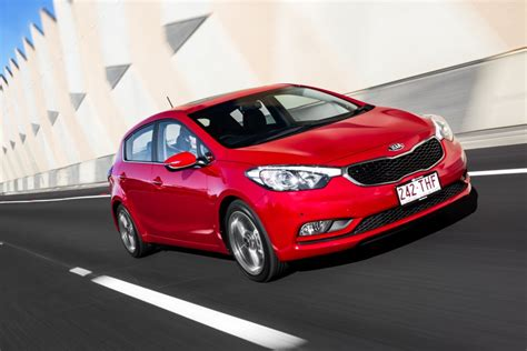 Kia Cerato Hatch Kia Cerato Hatch Driven Kia S Cornerstone Cerato Hatch