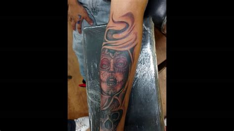 tattoo equipment cyprus catrina metamorfosis tattoo david larrotta youtube