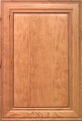 Vermont Flat Panel Cabinet Door in Square Style