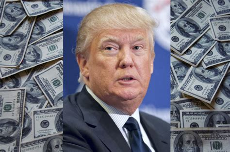 donald trump money more evidence than ever that donald trump is flat broke