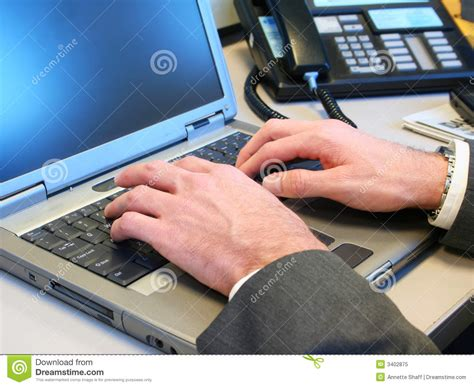 free stock photo hands over keyboard typing hands royalty free stock photo image 3402875
