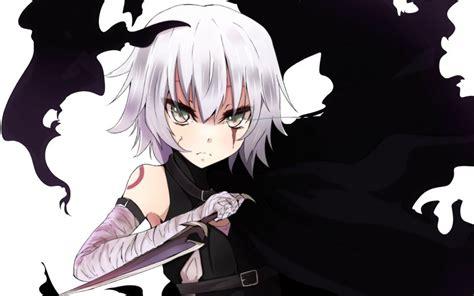 anime assassin girl wallpaper desktop wallpaper assassin of black fate series anime
