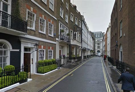 Where To Put A St | lloyds bank survey of most expensive streets in england