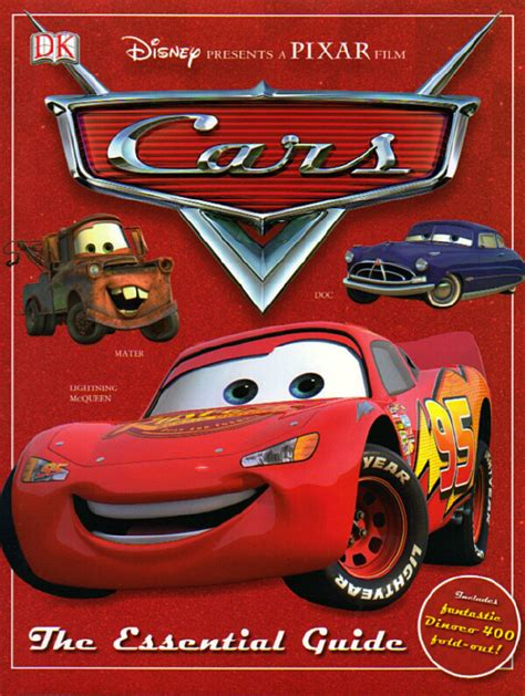 disney pixar cars the books of cars 2009 update take five a day