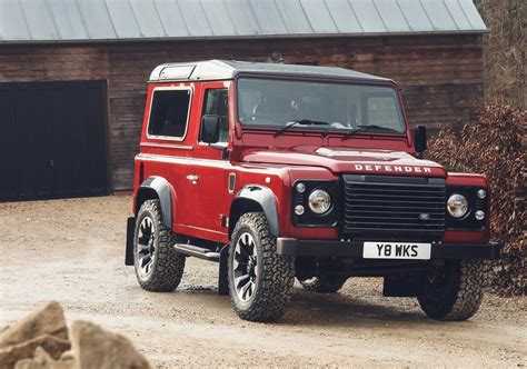Jeep Defender 2020 by The New Land Rover Defender Will Be Presented In 2020