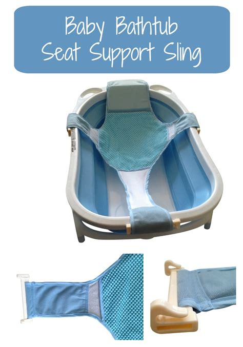 baby bathtub sling baby bathtub seat support sling simply sherryl