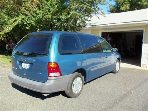 manual cars for sale 2000 ford windstar parking system sell used 2001 ford windstar lx mini passenger van 4 door 3 8l in davenport washington united