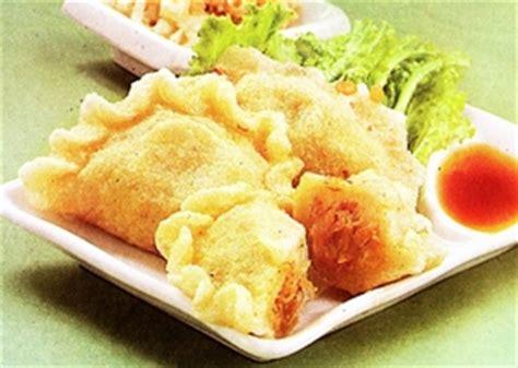 Pempek Selam Kecil Isi Daging Ayam Pempek Bangka jenis pempek palembang yang wajib dicoba infopalembang id