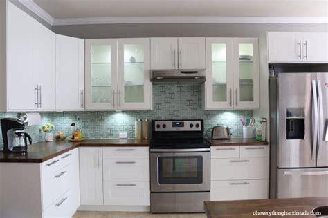 Ikea Kitchen Backsplash by How To Install A Kitchen Backsplash Hometalk