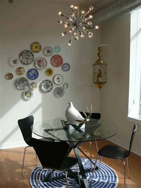 ideas  create plates wall collage shelterness