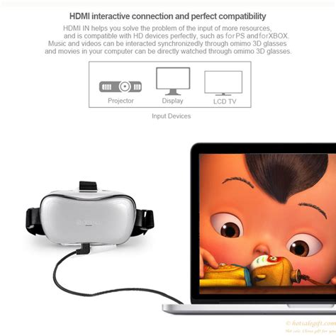 android vr omimo all in one immersive reality vr 3d android