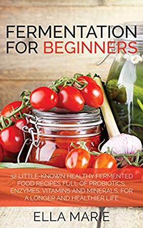 E Book Fermented Food For Health fermenting fermentation for beginners 30 healthy fermented food recipes of probiotics