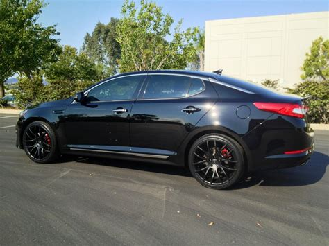 Rims For 2013 Kia Optima The Gallery For Gt Kia Optima 2013 Black Rims