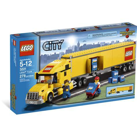 City Set 3 lego city truck set 3221 brick owl lego marketplace