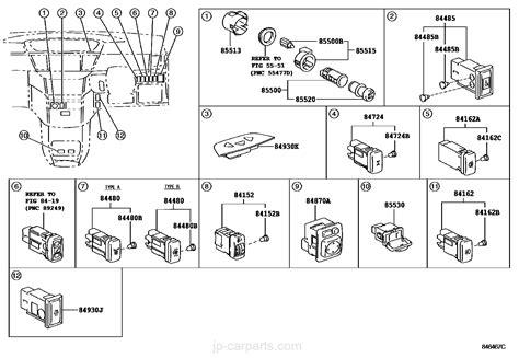 toyota noah fuse box manual wiring diagram