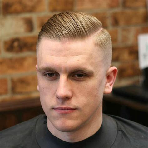 mens hard part hairstyle 51 best hairstyles for men in 2018 high fade haircuts