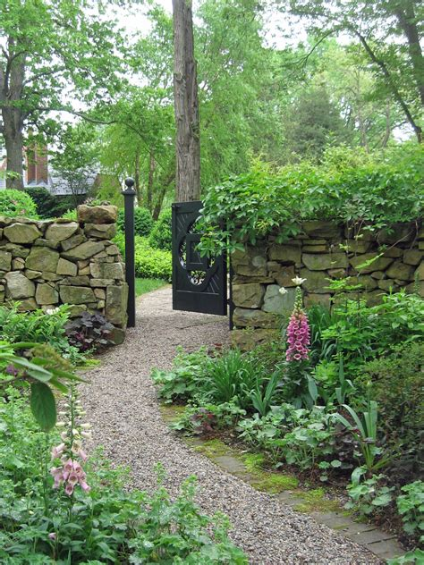 Backyard Gate by Garden Gates Make A Grand Entrance