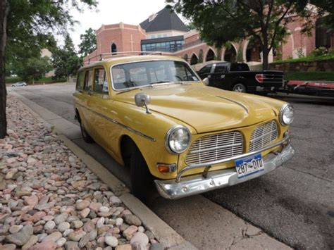 volvo  amazon wagon   sale volvo    sale  denver colorado united states