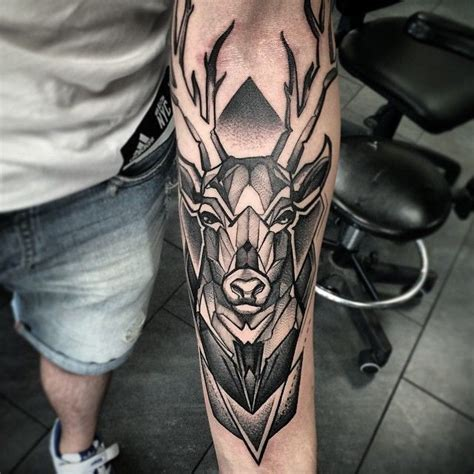 animal tattoo uk the 25 best ideas about stag tattoo design on pinterest