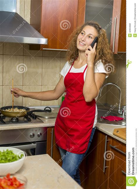 Talking Kitchen by Speaks By Phone Stock Photo Image 42904682
