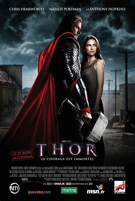 thor film poster thor poster 17 mr movie fiend s movie blog