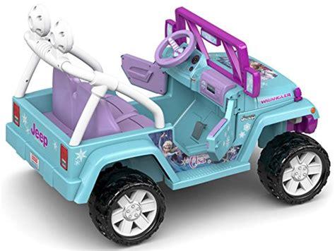 power wheels jeep frozen power wheels disney frozen jeep wrangler in the uae see