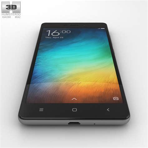 3d Xiaomi Redmi 3 xiaomi redmi 3 gray 3d model humster3d