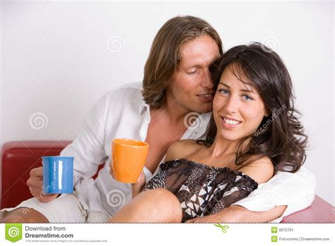 facesitting on sofa young lovers on the sofa stock image image 6075701