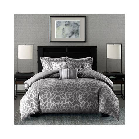 buy madison park larissa 7 pc damask comforter set offer
