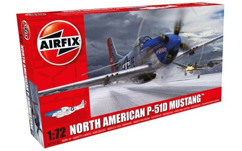 Witty Wings 1 72 American P 51d Mustang airfix 1 72 american p 51d mustang a01004a