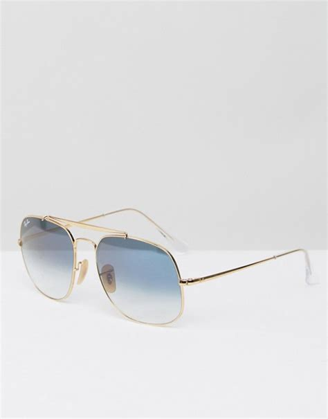 General Sunglasses ban ban aviator general sunglasses 0rb3561