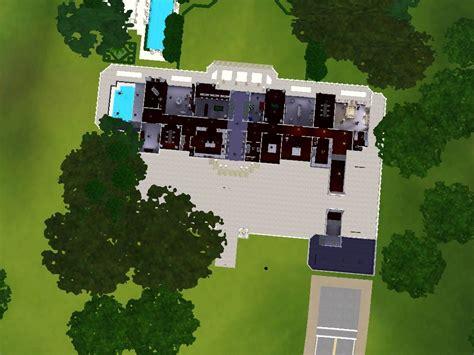 fleur de lys mansion floor plan mod the sims fleur de lys a mansion within itself