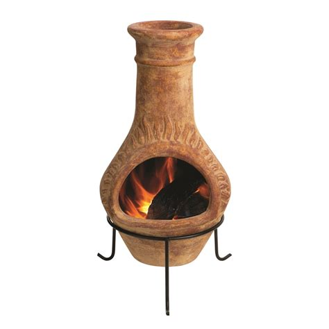 chiminea bunnings chapala small flamma chimenea bunnings warehouse
