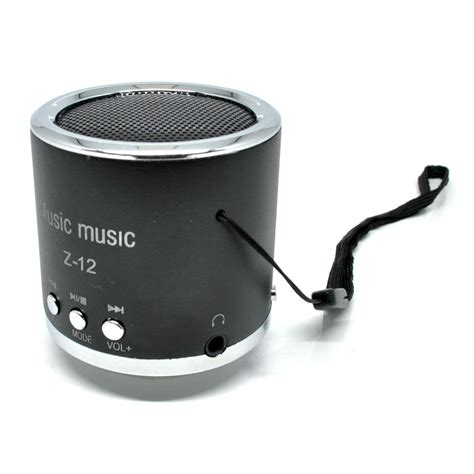 Speaker Aktif Rokok speaker mini bass micro sd usb fm radio z 12 black jakartanotebook