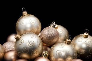 photo of bauble glitter background free christmas images