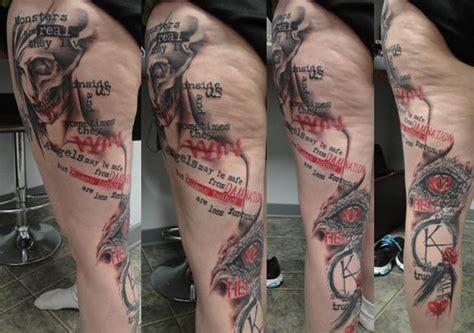 kelsey mertens crayons tattoo