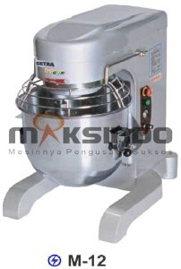 Planetary Mixer Getra B 25 Mesin Pengaduk Adonan Roti Murah jual mesin mixer roti dan kue model planetary di bandung toko mesin maksindo bandung toko