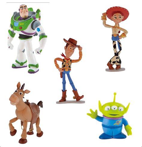 ebay toys bullyland disney toy story figures figurines toys cake