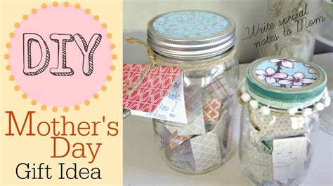 Handmade Gifts For Mothers Birthday - diy birthday gifts for from