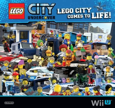 Can You Search By City Rex Fury Is On The In Lego City Undercover Can You Find Him In This Pic Gamewise