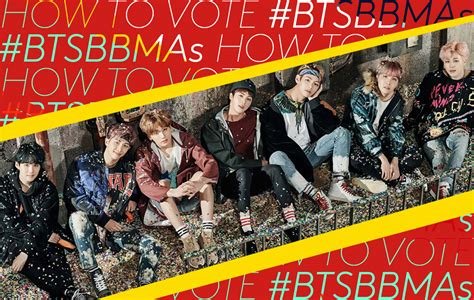 bts vote how to vote for bts for top social artist billboard