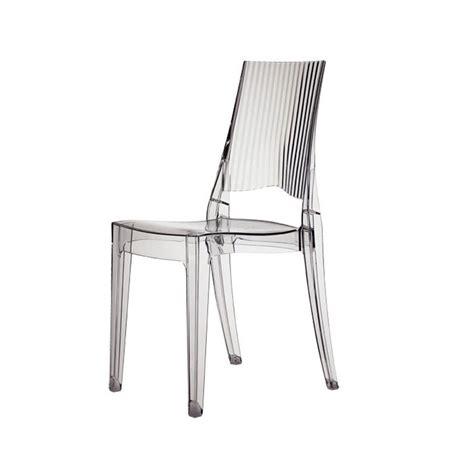 sedie in policarbonato prezzi sedia in policarbonato trasparente impilabile glenda