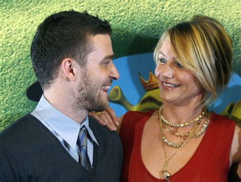 Jt And Cameron Split by Cameron Diaz Marries Benji Madden The Who Came Before