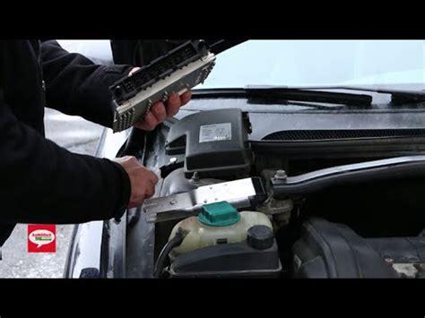 volvo s80 ecm volvo engine module ecm removal procedure for s80