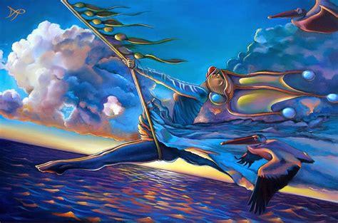 imagenes increibles de arte cuadros modernos pinturas y dibujos surrealismo en la